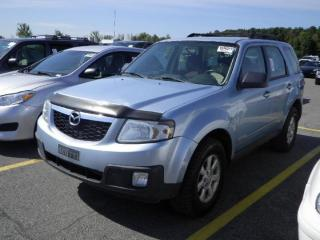 Used 2008 Mazda Tribute GX **ACCIDENT FREE** for sale in Mississauga, ON