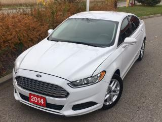 Used 2014 Ford Fusion SE **ACCIDENT FREE** for sale in Mississauga, ON