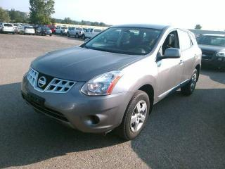 Used 2012 Nissan Rogue S **ACCIDENT FREE** FINANCING AVAILABLE! for sale in Mississauga, ON