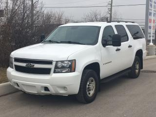 Used 2012 Chevrolet Suburban LS K2500 4WD *7 PASSENGER* for sale in Mississauga, ON