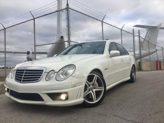Used 2007 Mercedes-Benz E63 AMG 6.2L for sale in Mississauga, ON