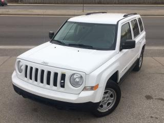 Used 2011 Jeep Patriot North Edition *ACCIDENT FREE* for sale in Mississauga, ON