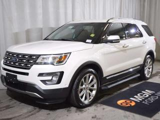 Used 2017 Ford Explorer LIMITED for sale in Red Deer, AB