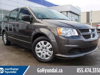 Used 2015 Dodge Grand Caravan SE/SXT 7 PASSENGER/STOW & GO/POWER OPTIONS for sale in Edmonton, AB
