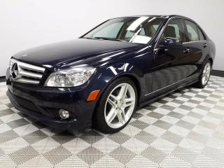 Used 2010 Mercedes-Benz C-Class LOW KMS! | GREAT CONDITION! | AWD | NAV for sale in Edmonton, AB