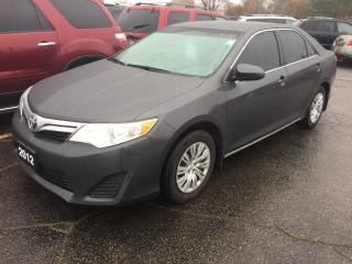 Used 2012 Toyota Camry LE 2.4L BLUETOOTH NO ACCIDENTS for sale in London, ON