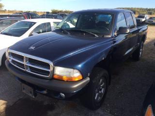 Used 2004 Dodge Dakota Sport 4x4 for sale in Alliston, ON