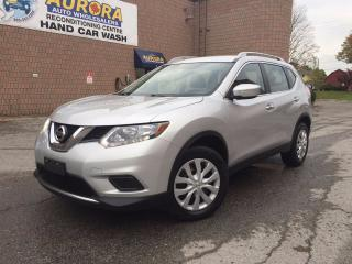 Used 2014 Nissan Rogue S - AWD - BACK UP CAMERA - BLUETOOTH for sale in Aurora, ON