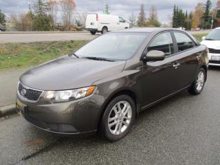 Used 2012 Kia Forte EX w/Sunroof for sale in Surrey, BC