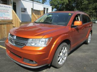 Used 2011 Dodge Journey SXT-7 PASSENGER- EXCELLENT CONDITION for sale in Scarborough, ON