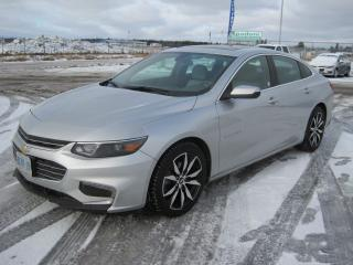 Used 2016 Chevrolet Malibu LT True North for sale in Thunder Bay, ON