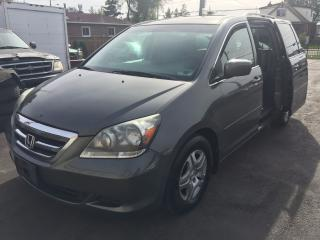 Used 2007 Honda Odyssey EX-L for sale in Hamilton, ON