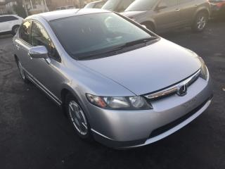 Used 2007 Honda Civic 4dr Sdn for sale in Hamilton, ON