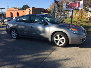 Used 2009 Nissan Altima SE,3.5,LEAT,S/R,MAG,SAFETY+3YEARS WARRANTY INCLUDE for sale in North York, ON