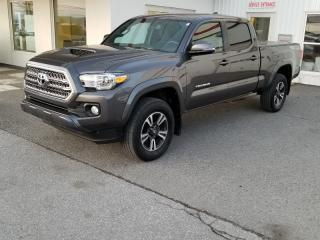 Used 2016 Toyota Tacoma TRD SR5 CREW CAB 4WD for sale in Halifax, NS