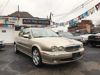 Used 2005 Jaguar X-Type 3.0 AWD LOW KM!! ((CERTIFIED)) for sale in Hamilton, ON