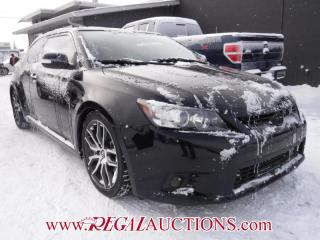 Used 2012 Scion TC  2D COUPE for sale in Calgary, AB