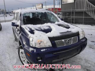 Used 2006 Nissan X-TRAIL  4D UTILITY AWD for sale in Calgary, AB