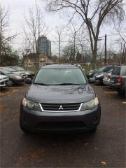Used 2009 Mitsubishi Outlander ES for sale in Brampton, ON