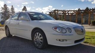 Used 2009 Buick Allure CXL for sale in West Kelowna, BC