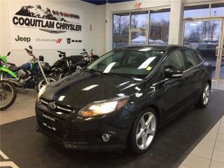 Used 2014 Ford Focus Titanium for sale in Coquitlam, BC