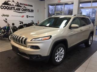 Used 2015 Jeep Cherokee North for sale in Coquitlam, BC