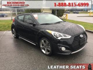 Used 2014 Hyundai Veloster Turbo for sale in Richmond, BC