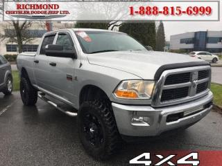 Used 2012 Dodge Ram 3500 ST 4x4 Crew Cab 149.5 in. WB for sale in Richmond, BC