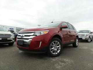 Used 2014 Ford Edge *CPO* LIMITED 3.5L V6 1.9% APR FREE WARRANTY for sale in Midland, ON