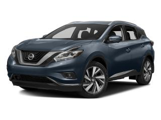 Used 2016 Nissan Murano SV AWD CVT for sale in Mississauga, ON