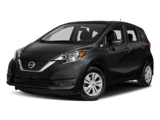 New 2018 Nissan Versa Note Hatchback 1.6 SR CVT for sale in Mississauga, ON