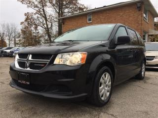 Used 2015 Dodge Grand Caravan SE/SXT**LOW KMS**FULL STO-N-GO**CAR PROOF CLEAN** for sale in Mississauga, ON