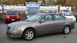 Used 2005 Nissan Altima 2.5 S for sale in Abbotsford, BC
