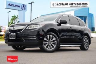 Used 2016 Acura MDX Tech Full Roof Rack System AND Running Boards Blac for sale in Thornhill, ON