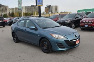 Used 2010 Mazda MAZDA3 GX - FWD, Cruise, CD, Bluetooth for sale in London, ON