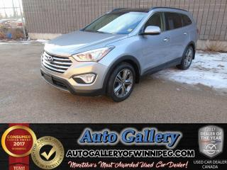 Used 2014 Hyundai Santa Fe XL Limited* 7 Pass. for sale in Winnipeg, MB