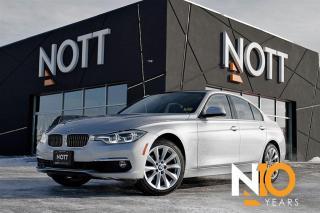 Used 2017 BMW 330i xDrive, Nav, AWD, Heated Leath for sale in Winnipeg, MB
