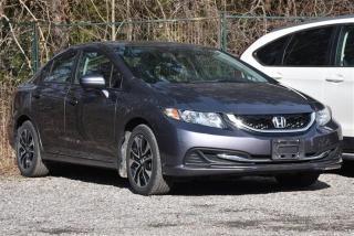 Used 2015 Honda Civic Sedan LX CVT for sale in Pickering, ON
