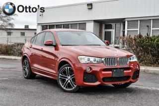 Used 2015 BMW X4 xDrive28i for sale in Ottawa, ON
