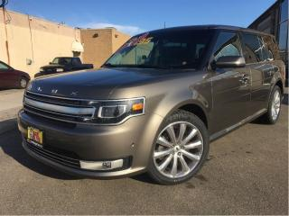 Used 2013 Ford Flex limited for sale in St Catharines, ON