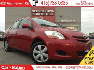 Used 2008 Toyota Yaris AUTO | A/C | ONLY 103,560KMS | REAR SPOILER for sale in Georgetown, ON