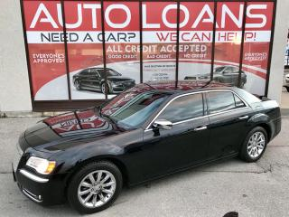 Used 2012 Chrysler 300C Base 300C-ALL CREDIT ACCEPTED for sale in Scarborough, ON