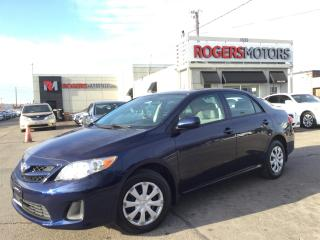 Used 2013 Toyota Corolla - SUNROOF - BLUETOOTH - HTD SEATS for sale in Oakville, ON