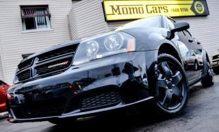 Used 2013 Dodge Avenger Cruise+AuxIn! ONLY $90/bi-weekly! for sale in St Catharines, ON