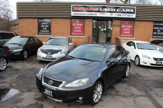 Used 2011 Lexus IS 250 AWD for sale in Scarborough, ON