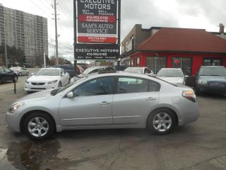 Used 2010 Nissan Altima SL LOADED LOW KM for sale in Scarborough, ON