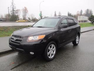 Used 2007 Hyundai Santa Fe XL GL Premium w/Lth for sale in Surrey, BC