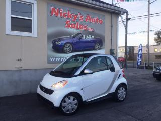 Used 2013 Smart fortwo PASSION - AUTO - A\C - HEATED SEATS - BLUETOOTH! for sale in Gloucester, ON