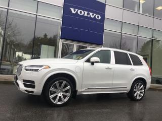 Used 2017 Volvo XC90 Hybrid T8 AWD PHEV Excellence for sale in Surrey, BC