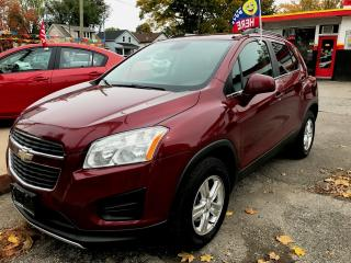 Used 2013 Chevrolet Trax 1LT AWD for sale in St Catharines, ON